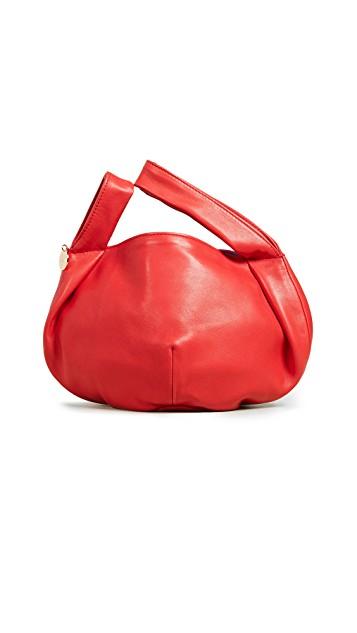 Mansur Gabriel Red Bag