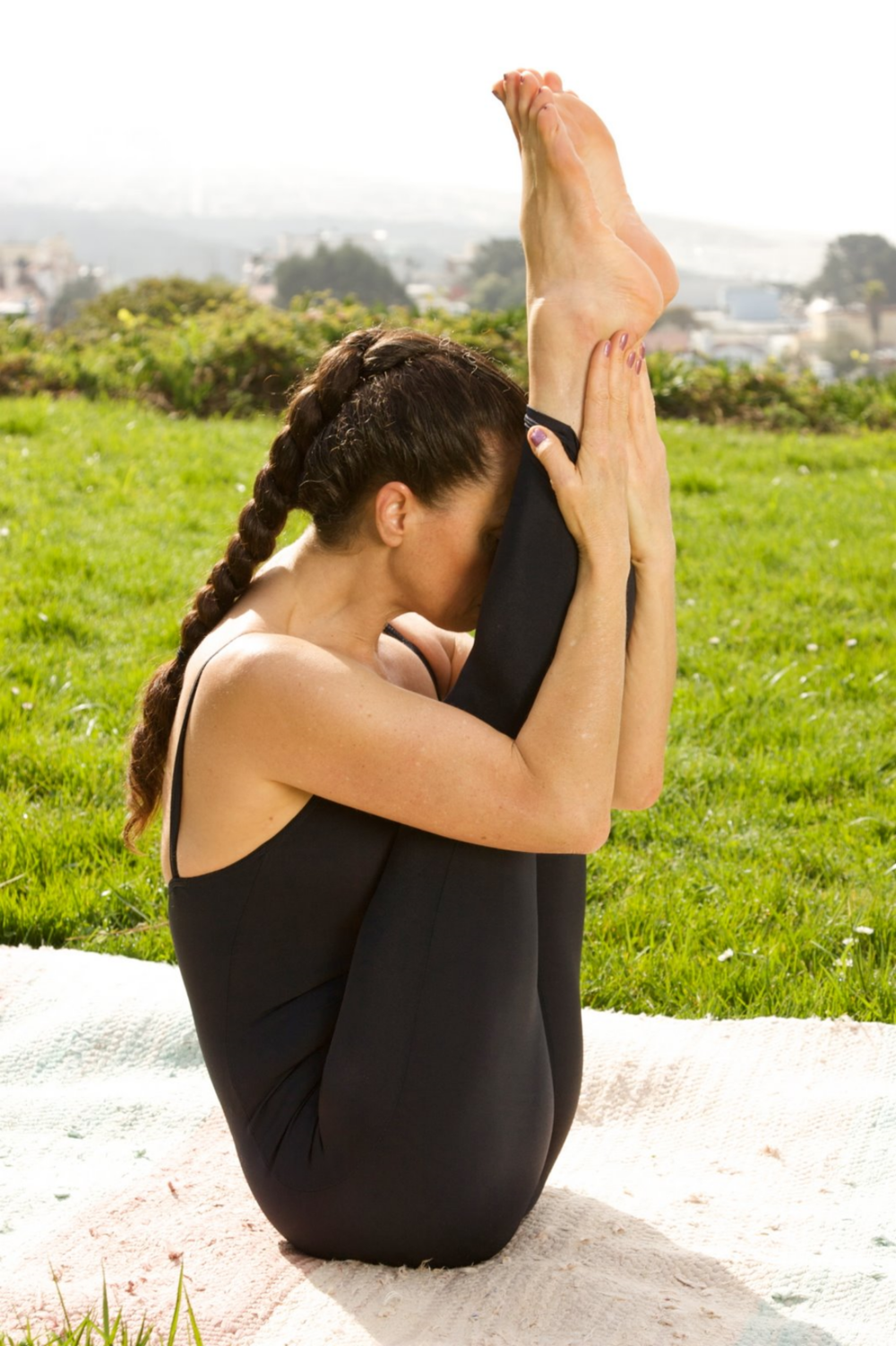 YOGA ABOVE THE BEACH - West Fort Miley, San Francisco, CA