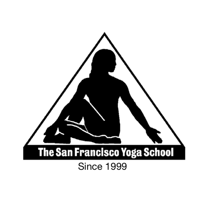 Founded in 1999 by Pamela Carrara, with the above original logo, the San Francisco Yoga School is  a private home studio in the San Francisco Outer Richmond District / Sea cliff District, CA, USA,  celebrating its 19th anniversary in 2018 with the new logo in the above header. Yay!