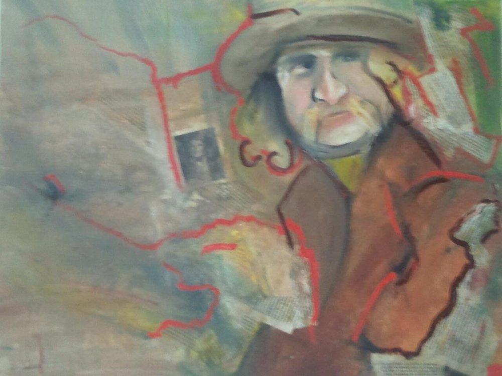 Original Painting by Elizabeth Forsyth