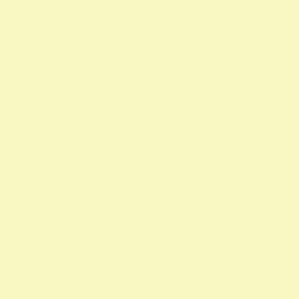 Pantone 602 C 50%   HEX: #FBF7C1   RGB: 251, 247, 193   CMYK: 0, 2, 23, 2