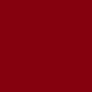 Burgundy  HEX: #86010e RGB: 134, 1, 14 CMYK: 27, 100, 100, 33