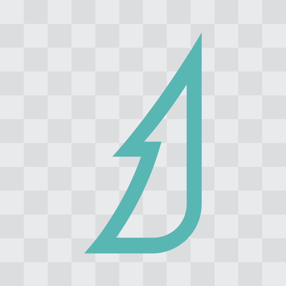 """Jasper """"J"""" Logo  .png   .eps"""