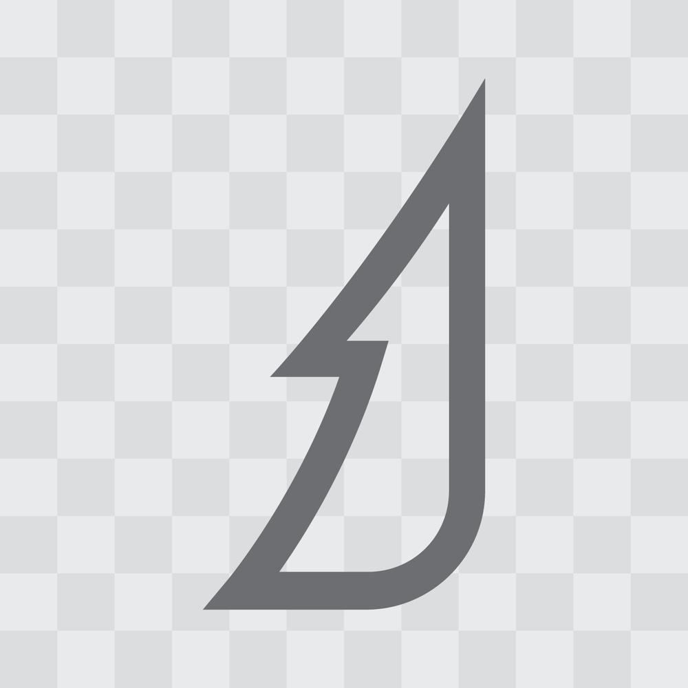 "Jasper ""J"" Logo Grey  .png   .eps"