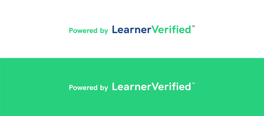 Powered by Learner Verified