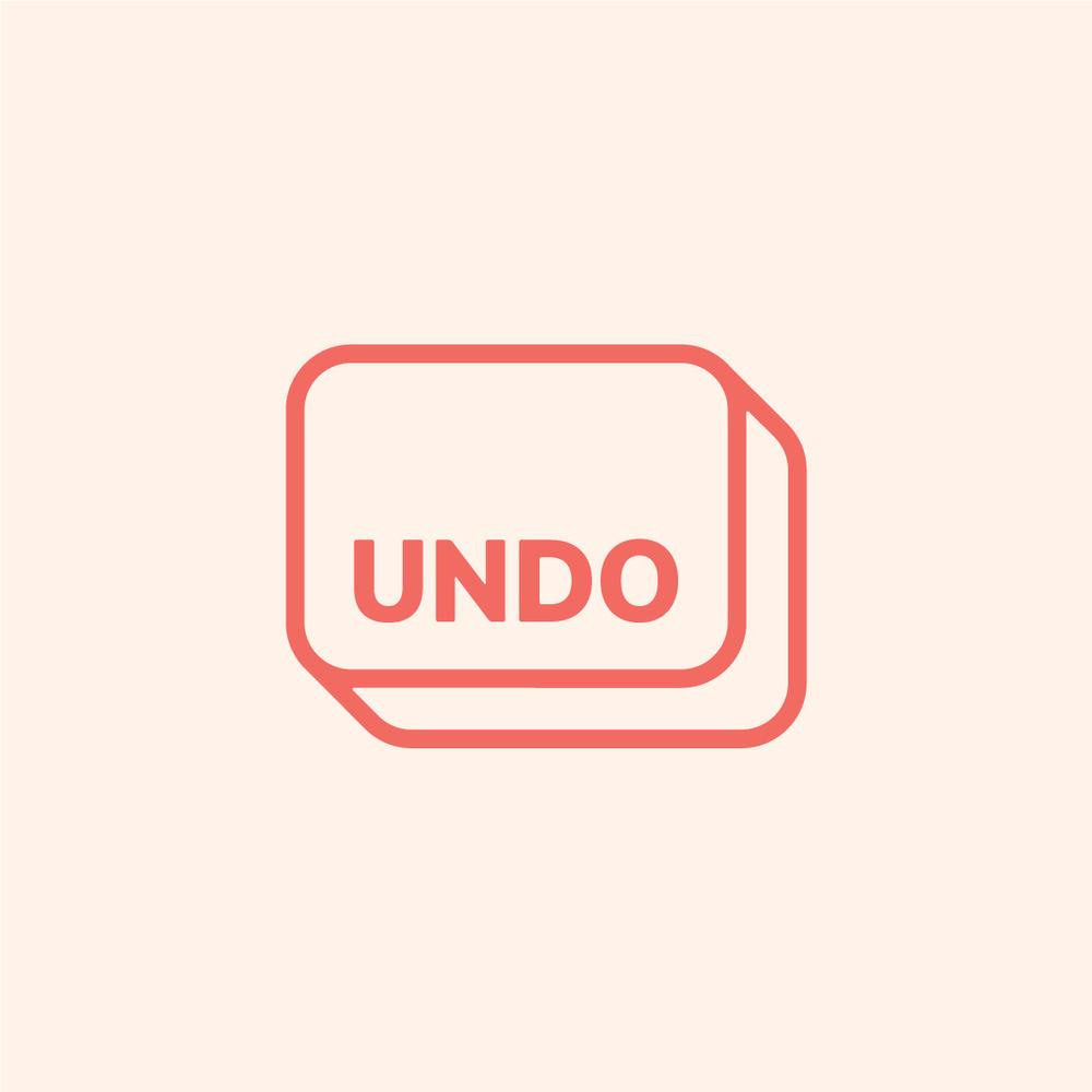 Undo Primary Logo    .png   .eps