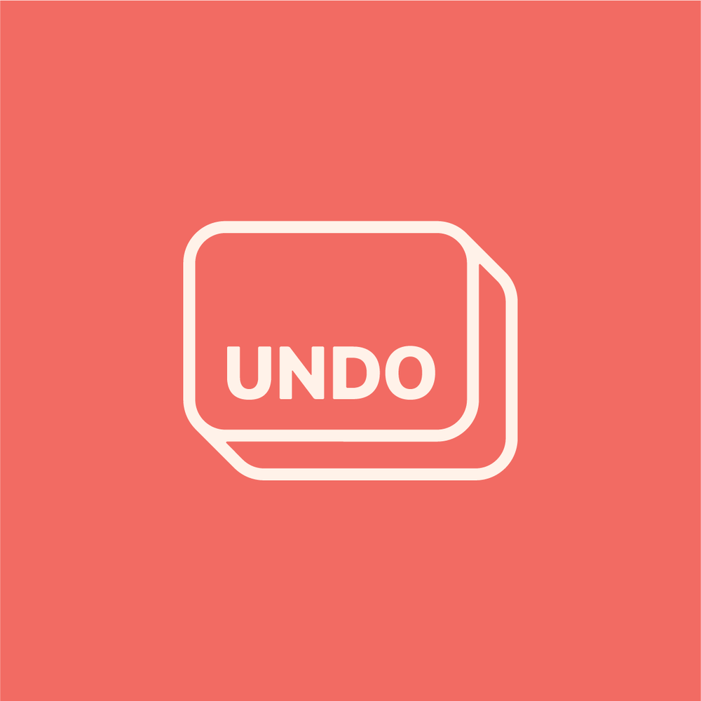 Undo Primary Logo - Reversed   .png   .eps