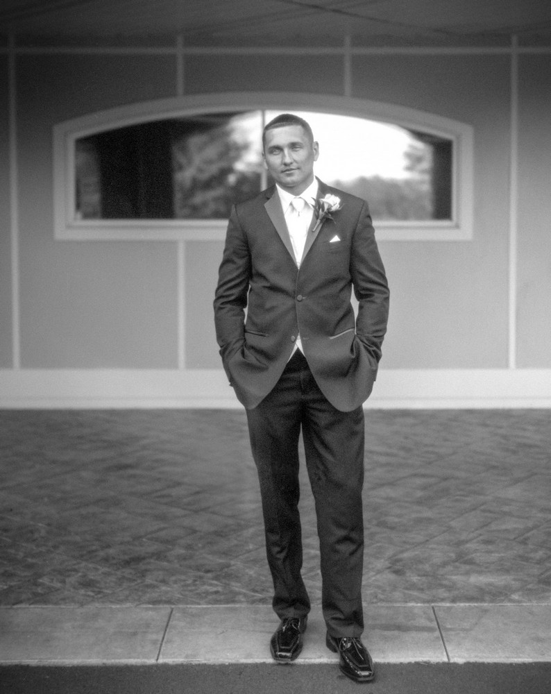 Timeless Groom