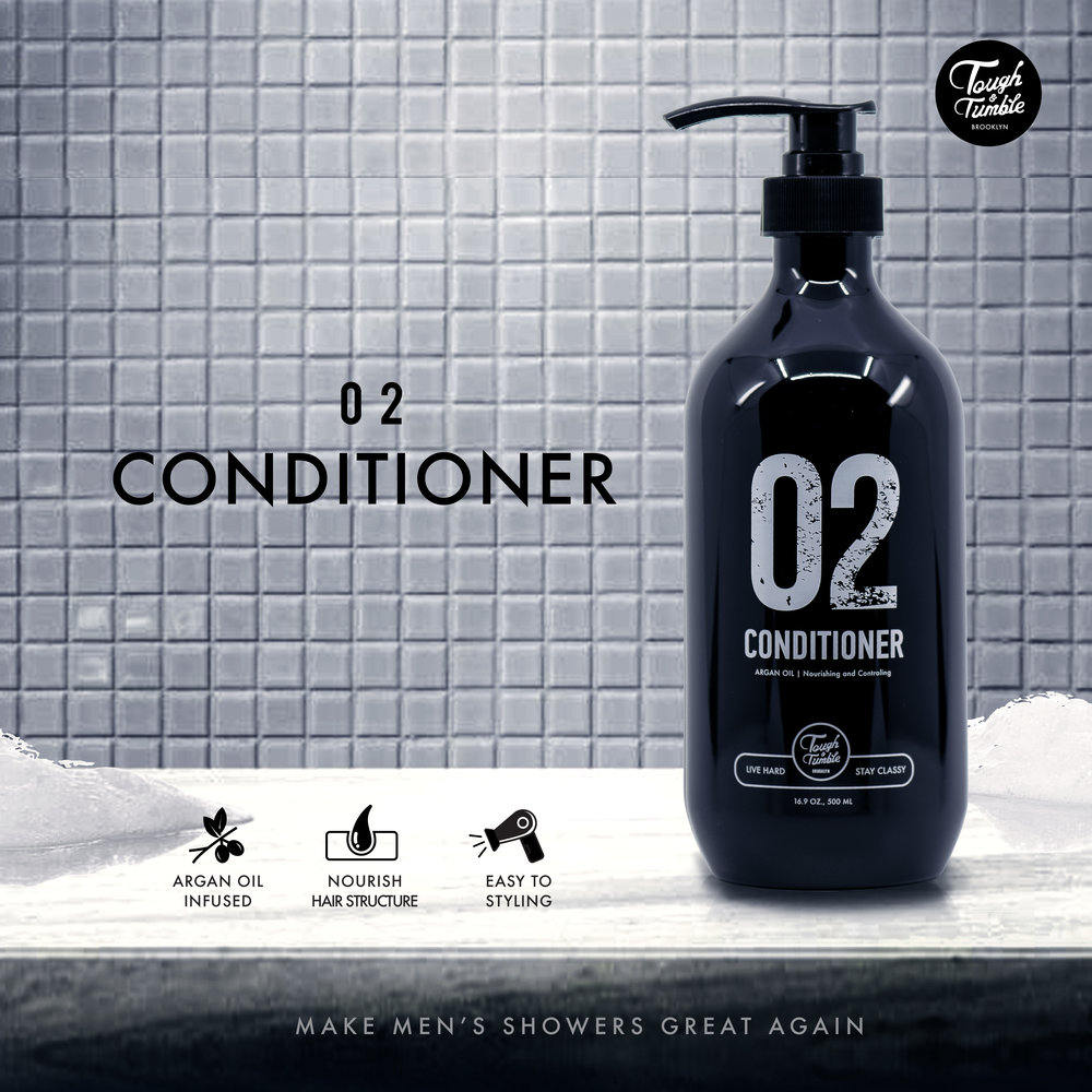 02 Conditioner_T&T 1-2-3 Shower