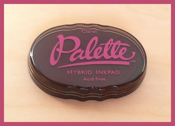 Stewart Superior Palette Hybrid Ink  in Claret