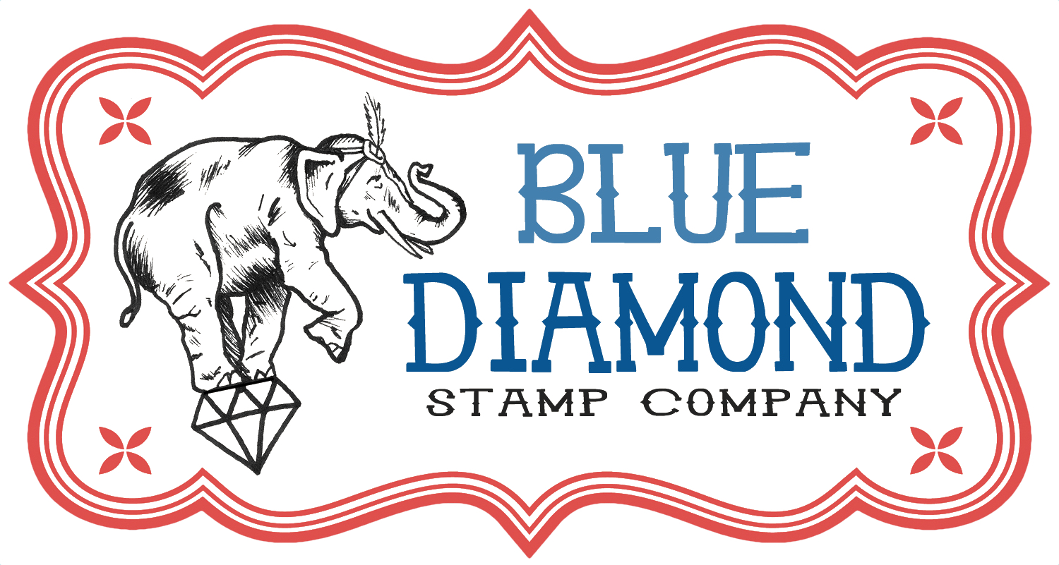 Blue Diamond Stamp Co.