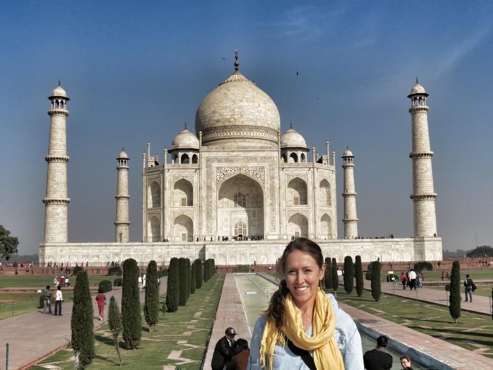 Taj Mahal - 2012