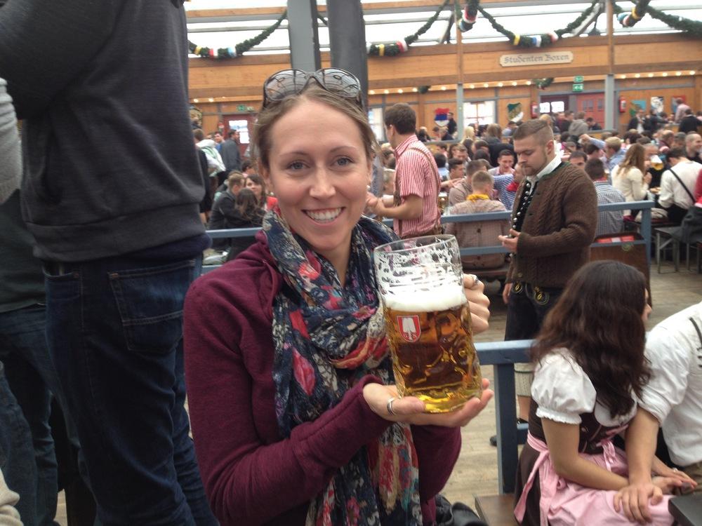 Oktoberfest - Munich 2013