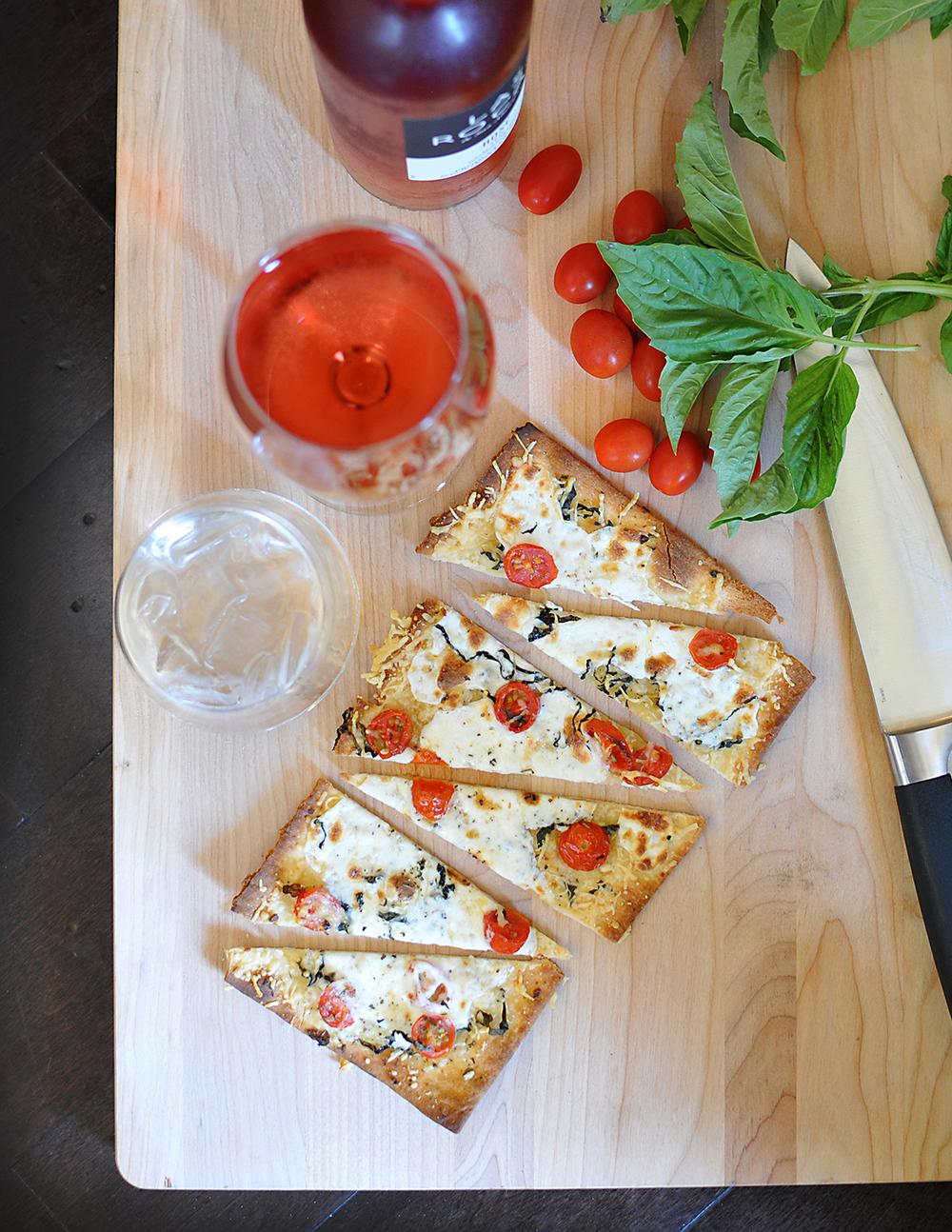 ELA'S MARGHERITA PIZZA