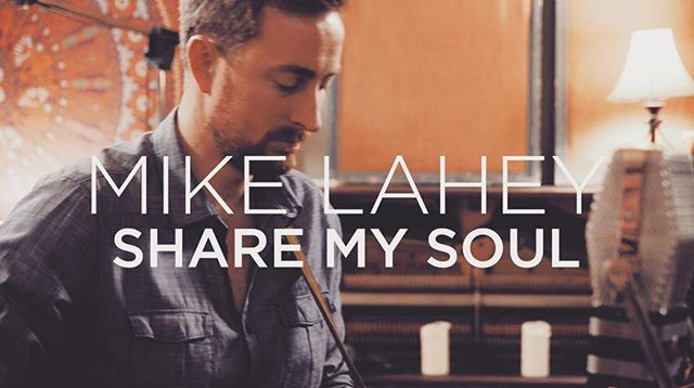 "One week away from the video release for ""Share My Soul"" - Mark your calendars for 3/23/18 #acoustic #music #love"