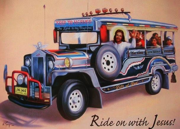 Classic Jeepney!