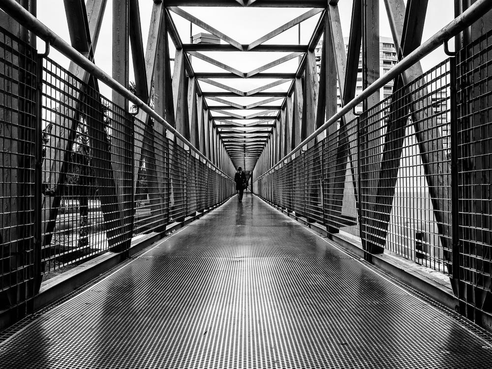 cage walk