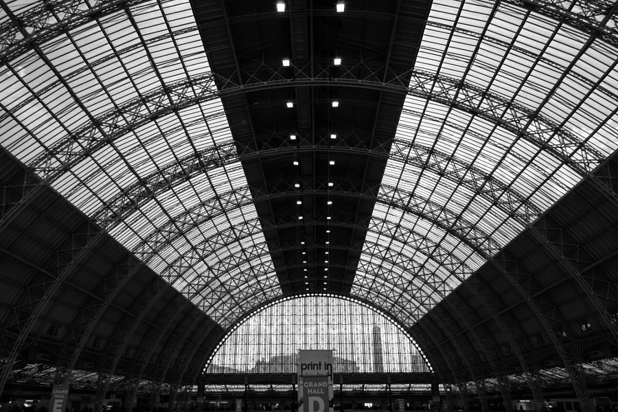 London Book Fair, Grand Hall 2016