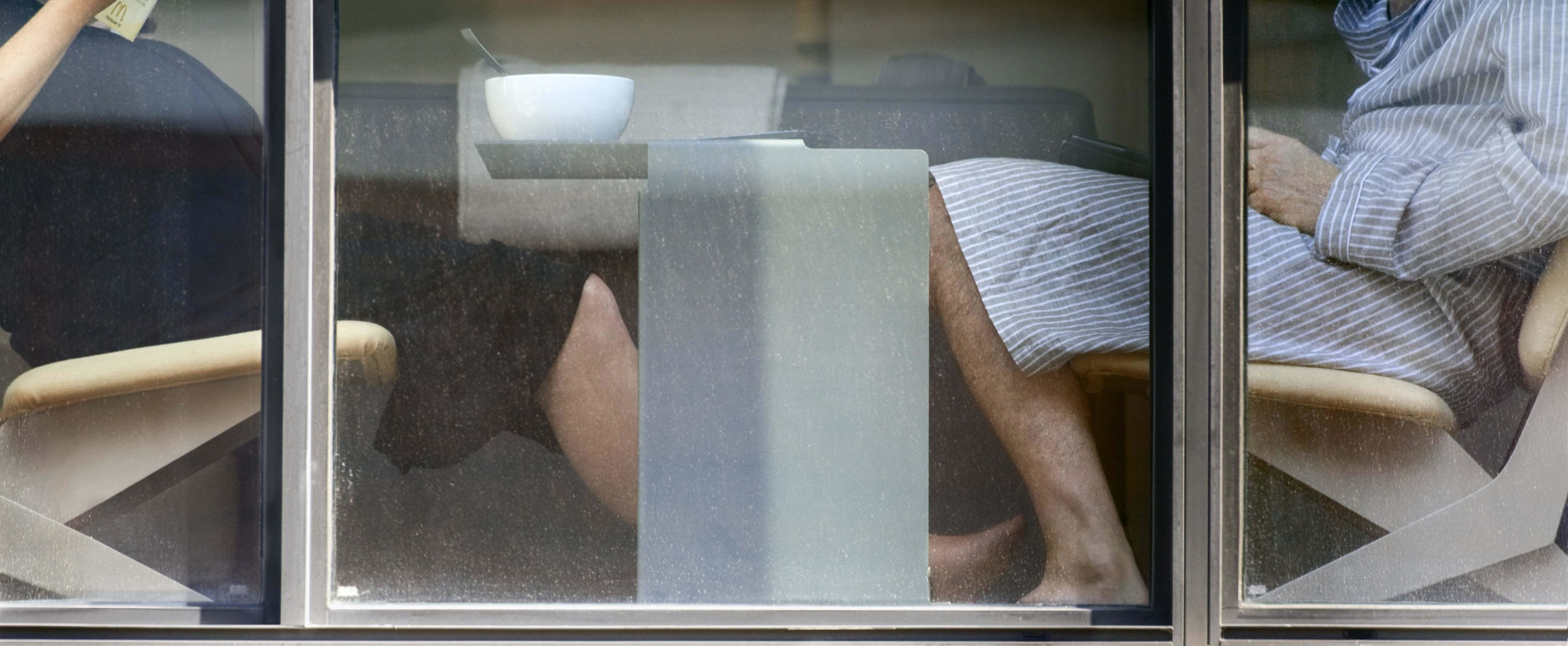 Arne Svenson The Neighbors #1, 2012, pigment print, 63 x 26 inches