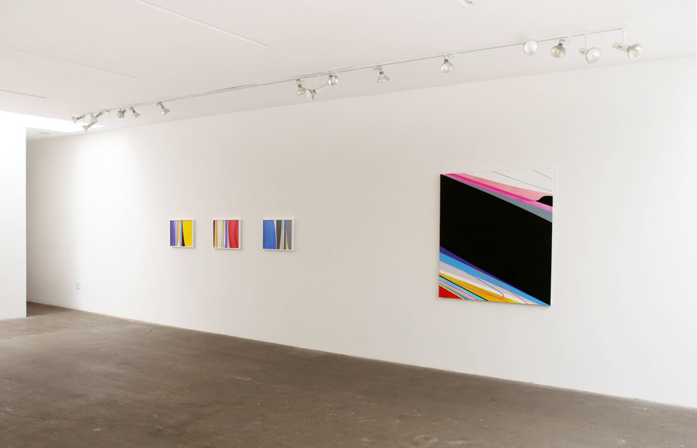 Vivid Slipstream: DION JOHNSON 2013 Exhibition at Western Project