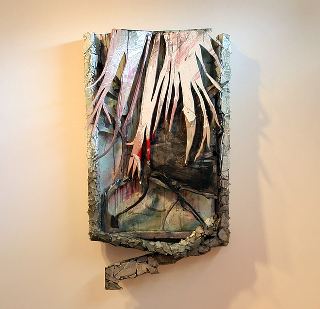 Aaron Sheppard 2012