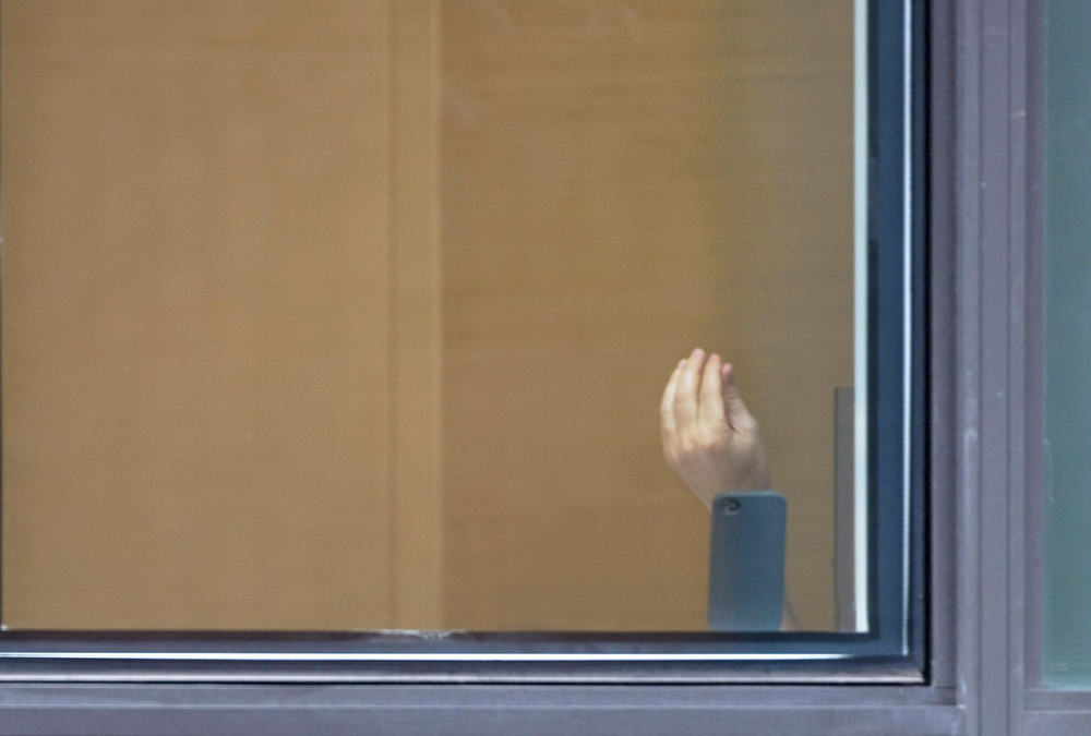 Arne Svenson, The Neighbors #54, 2012, pigment print, 30 x 45 inches