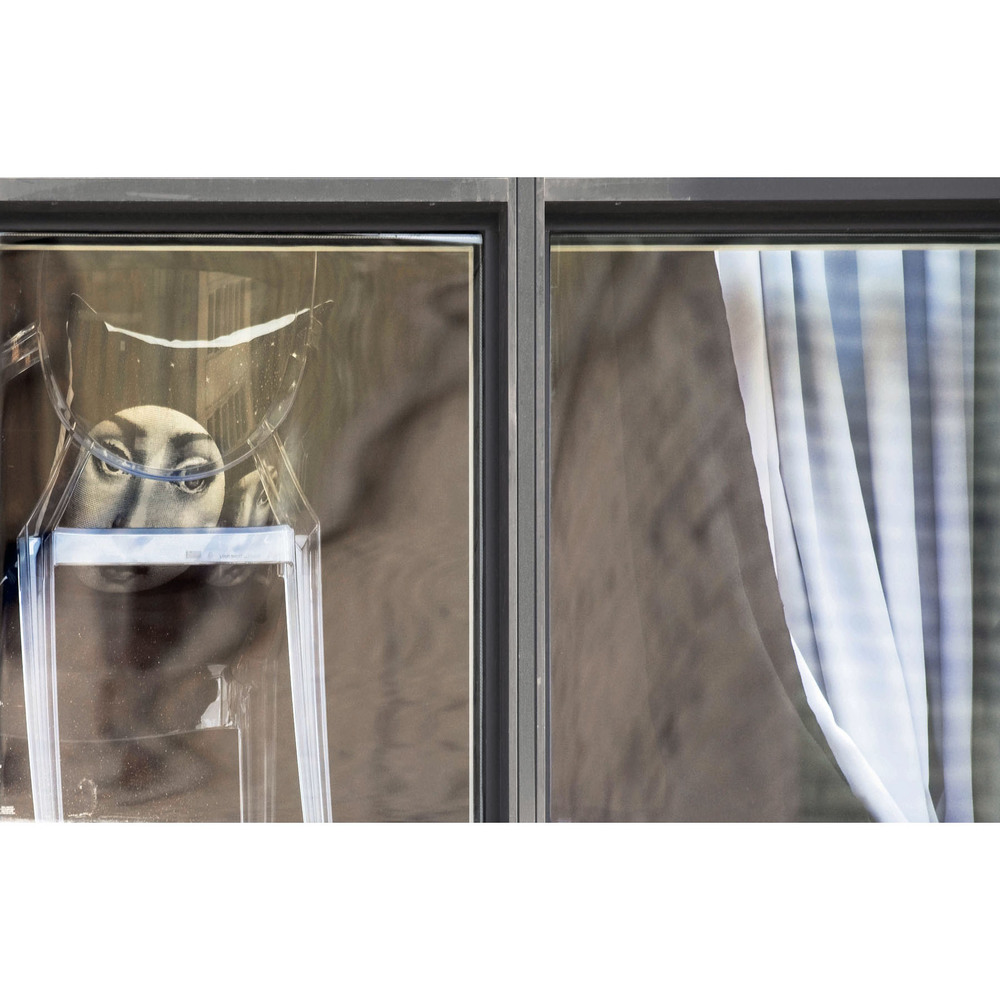Arne Svenson, The Neighbors #55, 2014, pigment print, 30 x 50 inches