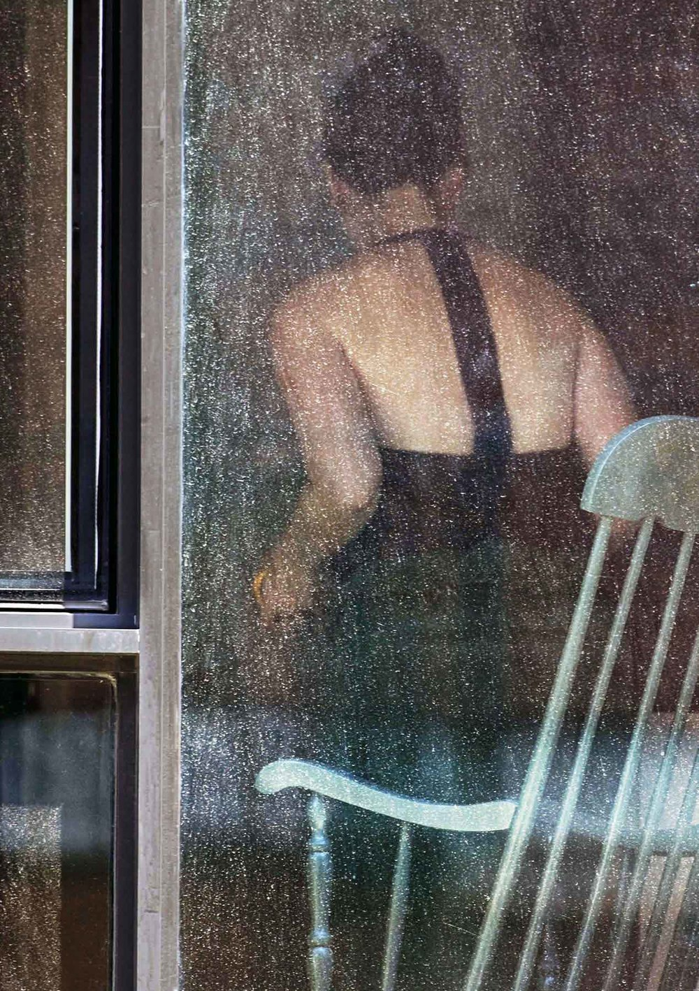 Arne Svenson, The Neighbors #57, 2012, pigment print, 45 x 30 inches