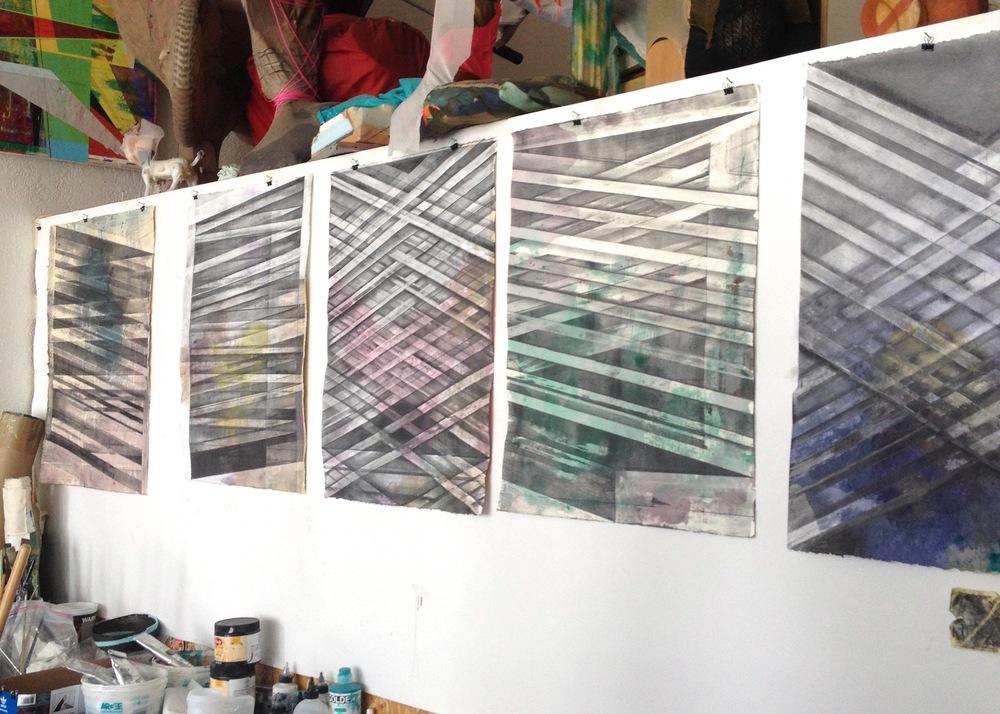 JOE LLOYD 2015 Studio