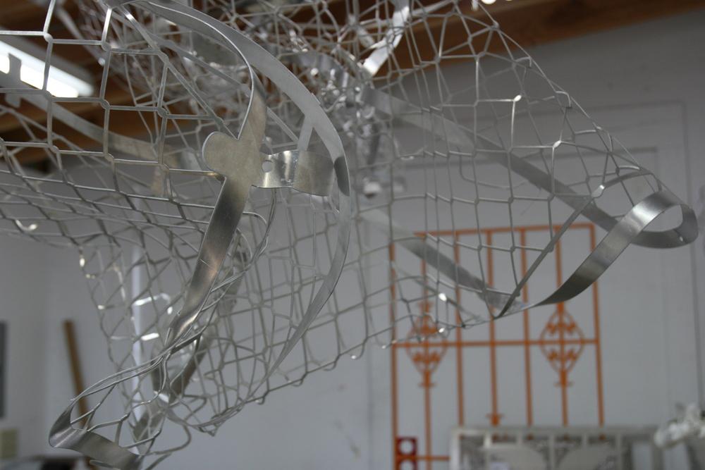 MARGARET GRIFFITH, 2015 Studio