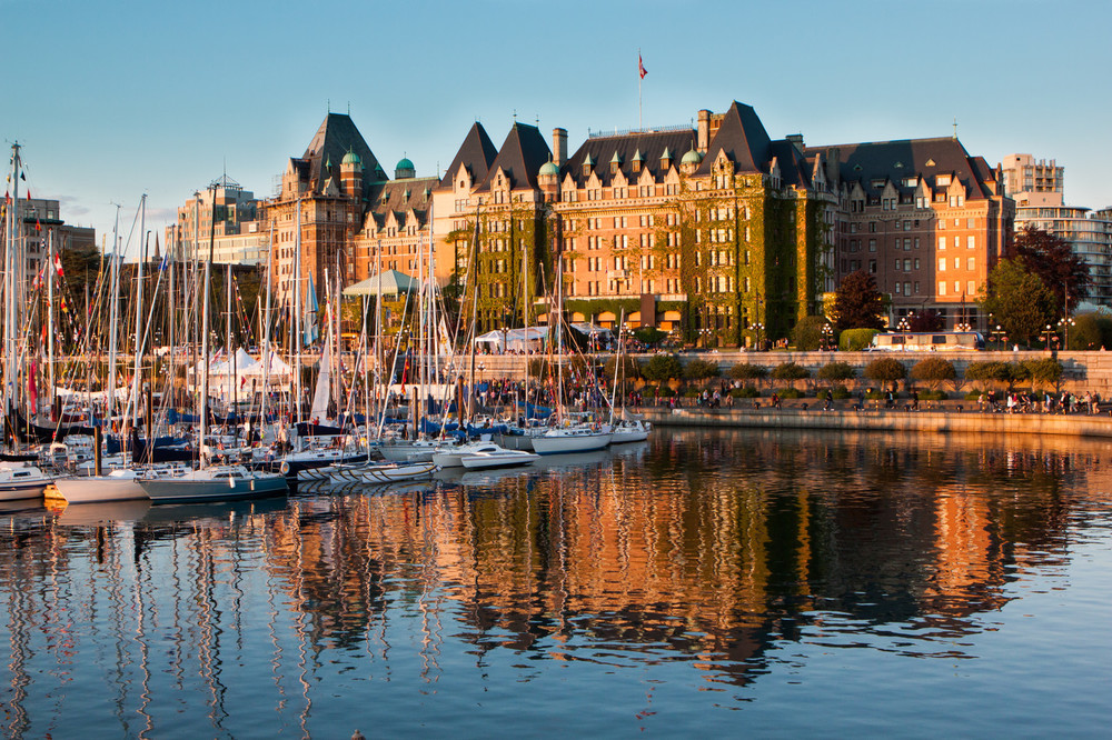 Victoria adventure tour in British Columbia.