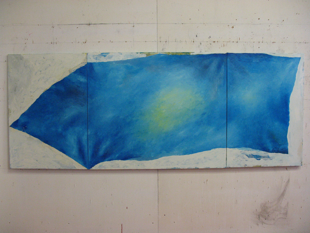 Tovaglia azzurra