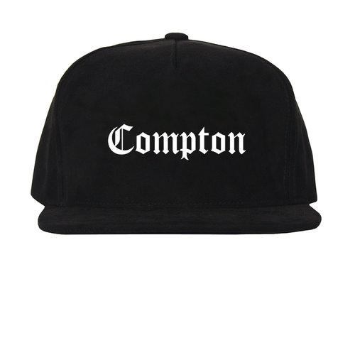 f56d8a8260de6 Compton Classic Snapback — Hip Hop Brunch LDN