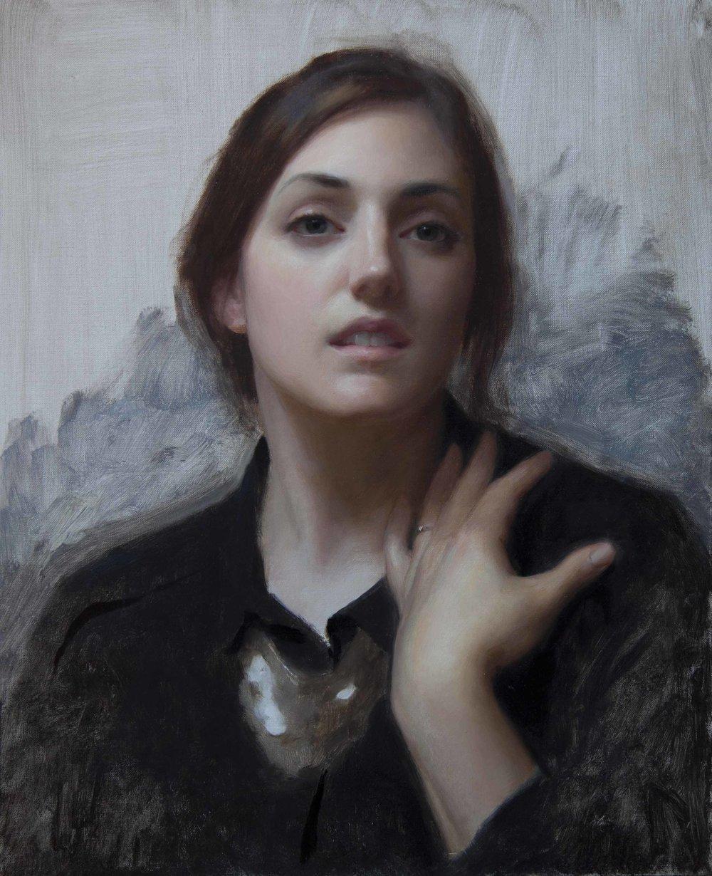 April 28-30 2017 - Durham, NC - 3-Day Portrait Painting Workshop