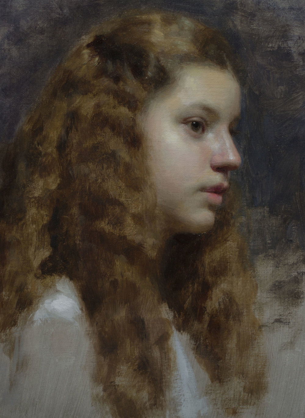 SOLD OUT - July 9-12, 2018 - Edinburgh Atelier of Fine Art, UK - 4-Day Portrait Drawing and Painting Workshop