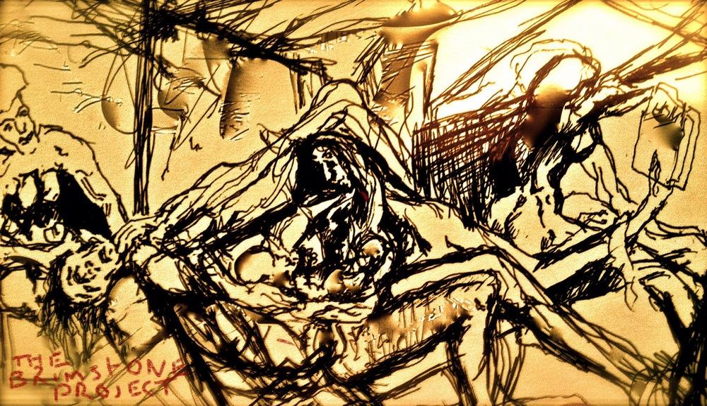 Brimstone album art