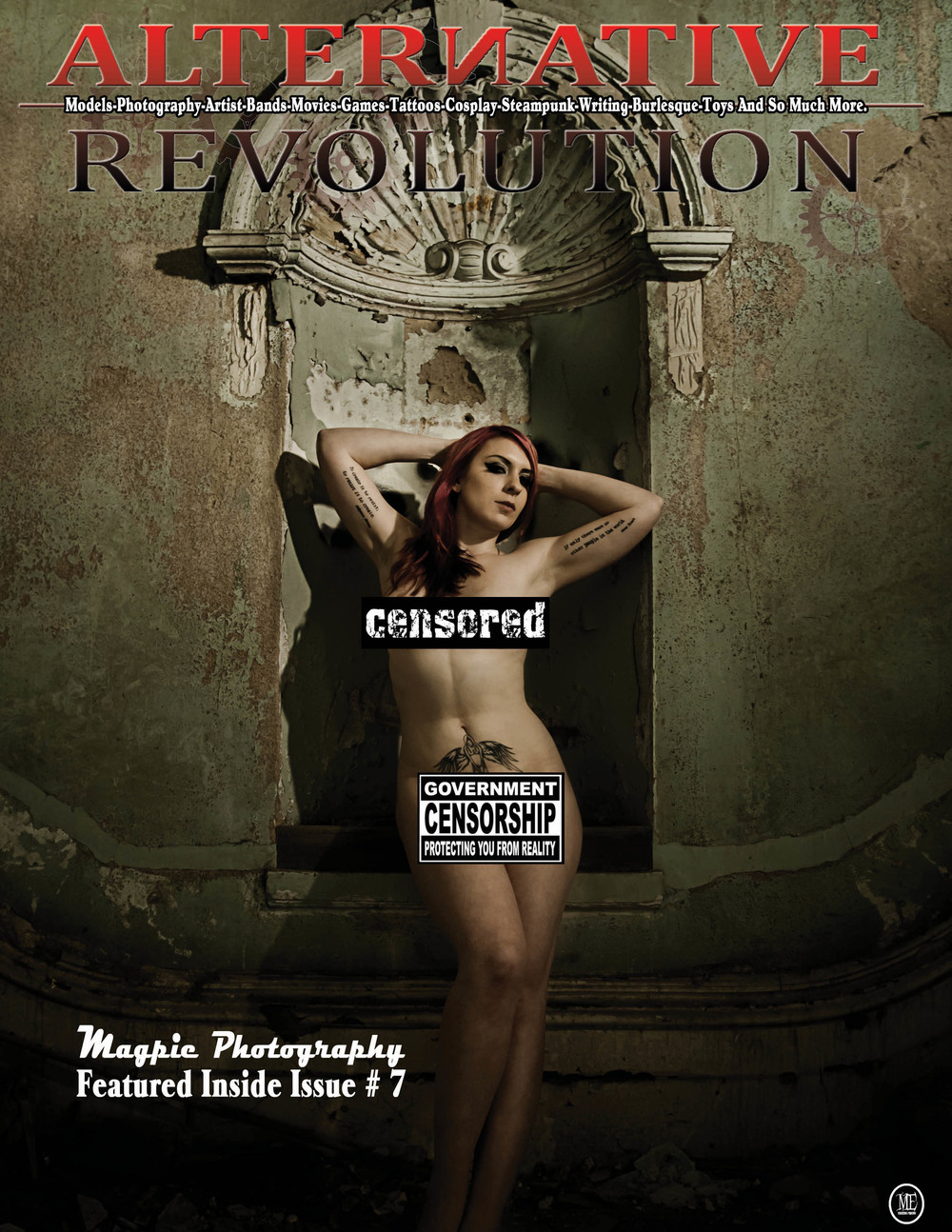 Alternative Revolution Magazine Issue 7