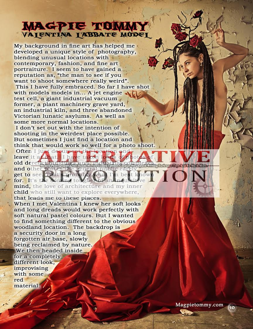 Alternative Revolution Magazine Issue 10