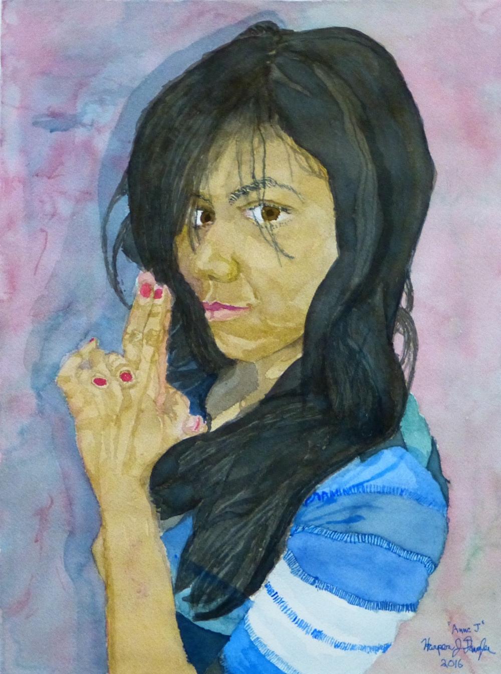 Anne J Portrait