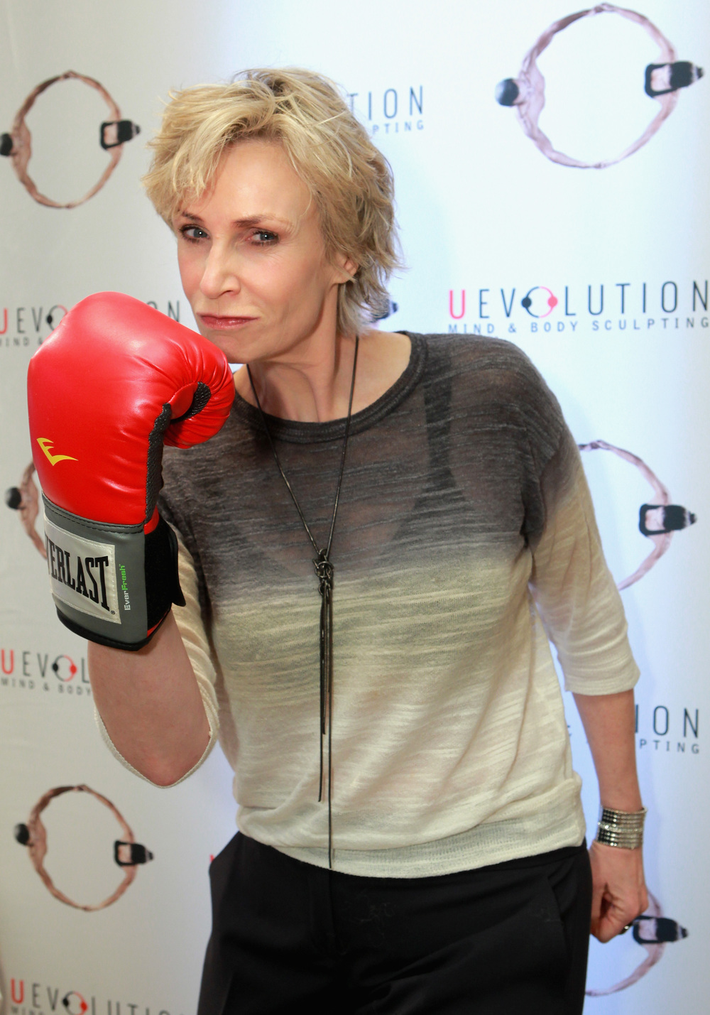 Jane Lynch of Glee