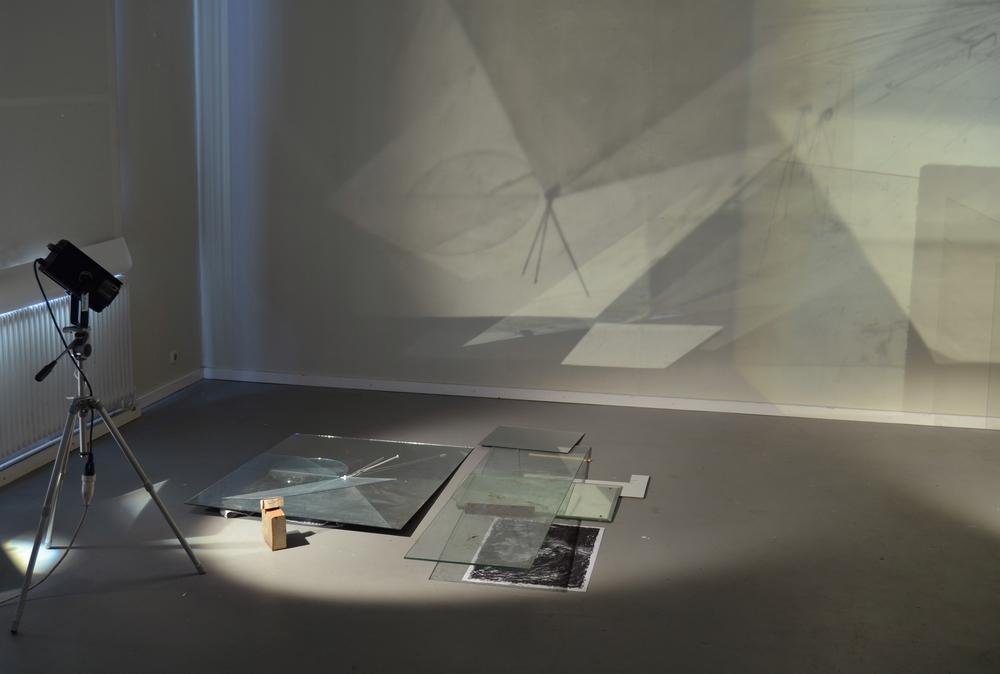 Untitled, 2015, installation view