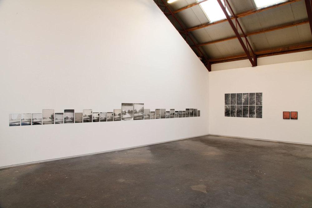 Bert Teunissen,On the Road series, 2014, analogue photography
