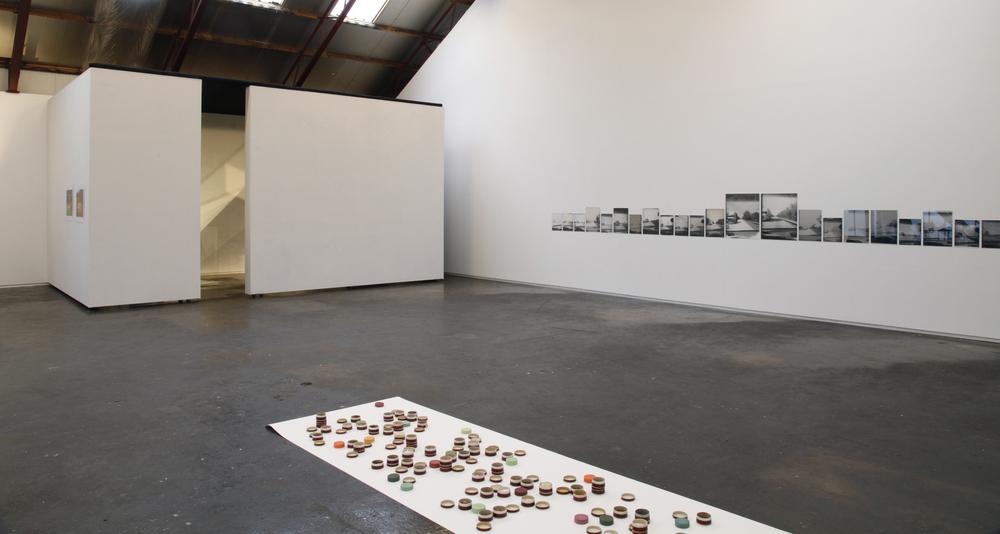 Valerie van Leersum and Bert Teunissen, details installation