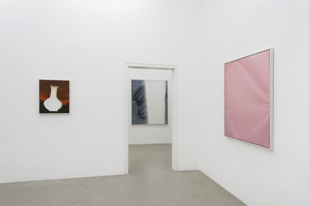 Lime Green And Tangerine @ Galerie Michael Sturm, Stuttgart | 2014