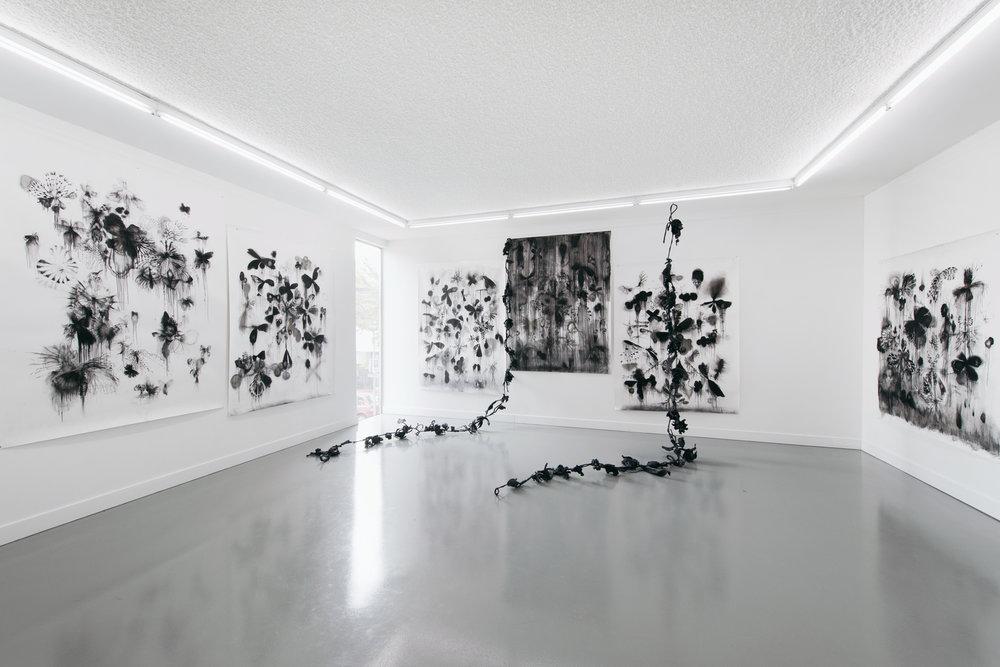 Riette Wanders installation Kunstvereniging Diepenheim Onschuld | 2014
