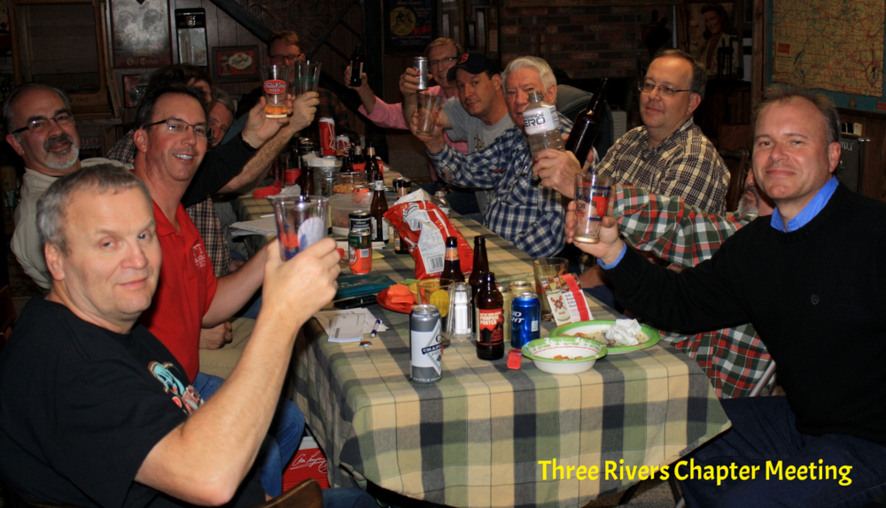Three Rivers Chapter meeting