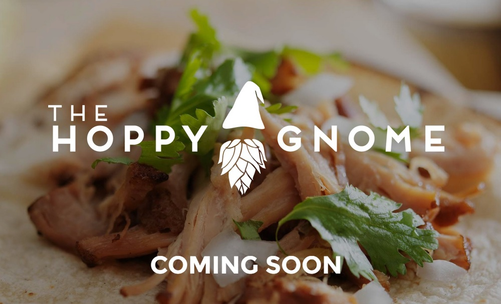 The Hoppy Gnome   is now under construction inside the southwest corner of the Anthony Wayne Building. Set to open this July, The Hoppy Gnome will be the place for craft beers and craft tacos.   follow here