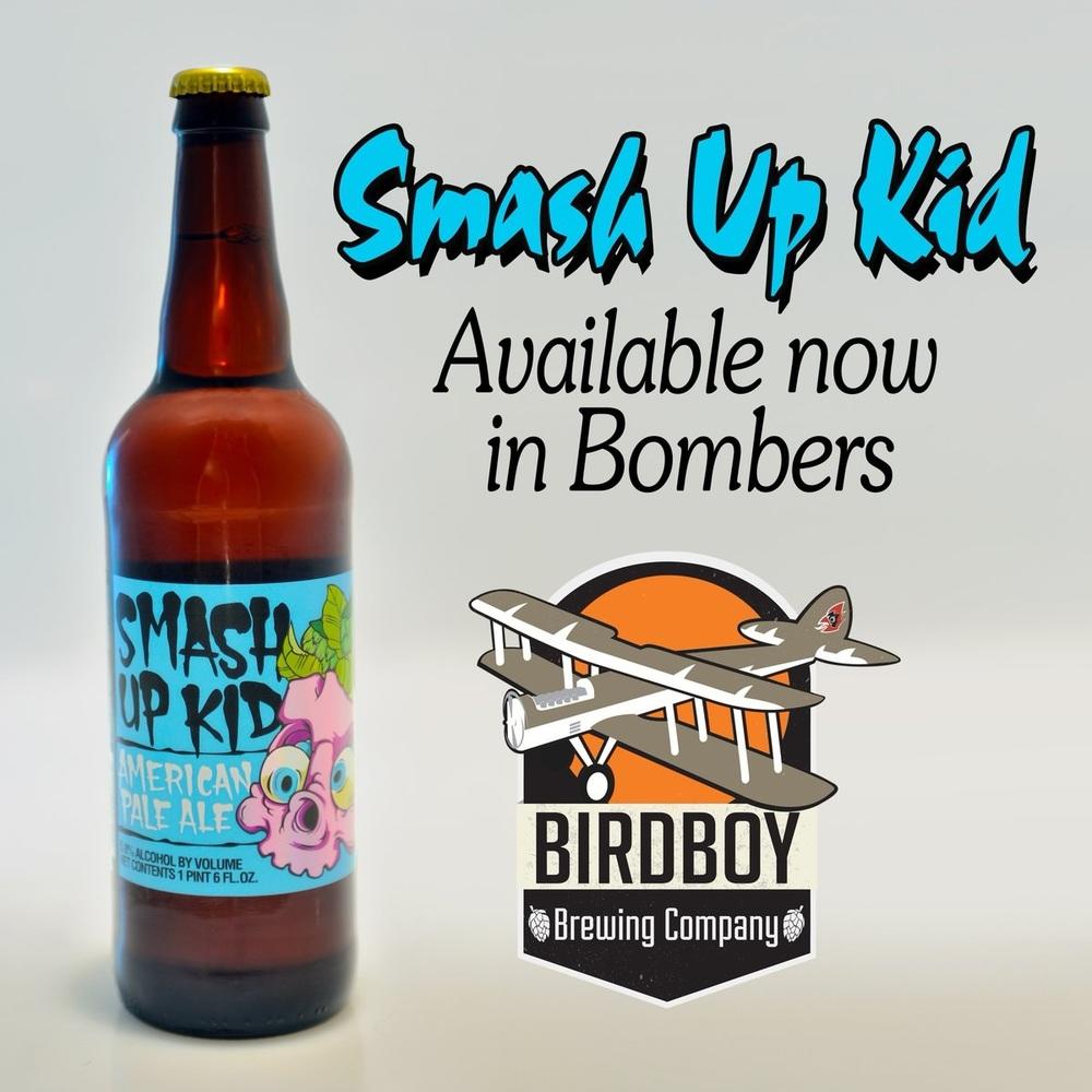 Birdboy Bomber