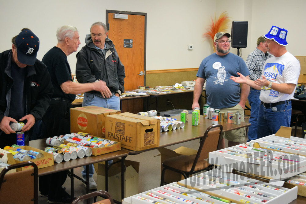 2016 Fort Wayne Brewery Collectibles Show67.JPG