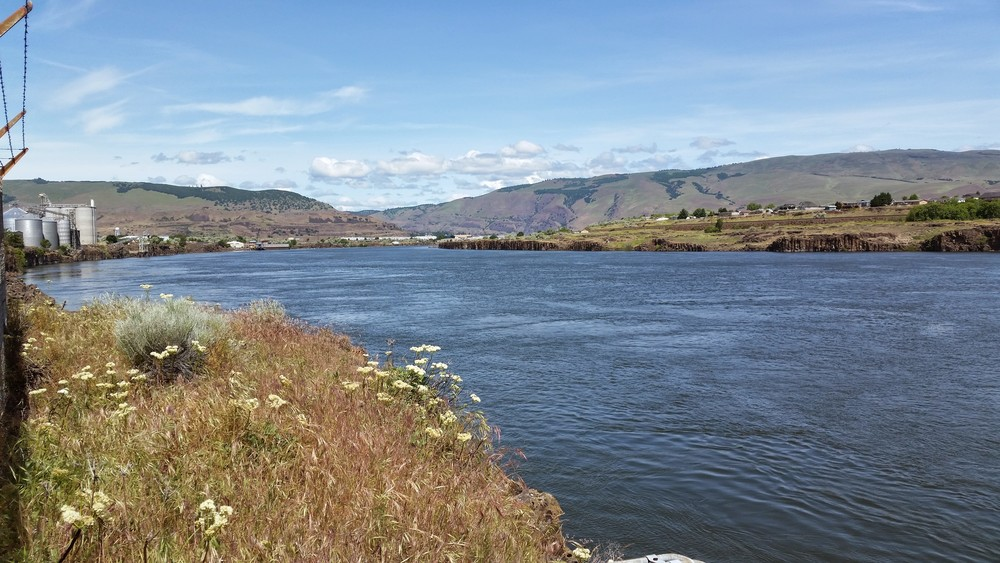 The Dalles - Tailwater site, Oregon